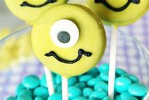 Monster's University Party! / Adorable ideas for a fun and festive Monster's University Party! / by Sweet City Candy