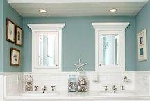 Bathroom Ideas / by Jeannine Porter