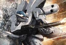 The Transformers/Gundam & Mechas / by Jose Ramon-Casso Austin