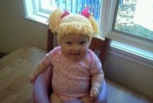 crochet baby hats / by Sherrie Cousino Cusick