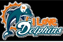 Miami Dolphins / by Sori Castillo