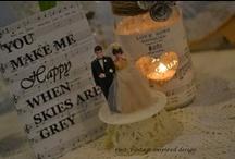 Weddings / by Sharon Boyer