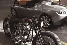 Cars and Bikes / Cars and... / by Jacqueline Moeliker