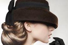 ...HATS... / Hatty stuff. / by Jacqueline Moeliker