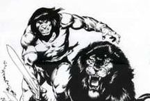 buscema john / The guy that inspired me to pick up a pencil and draw. / by w c