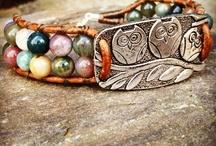Bracelets / by Helen Letkeman