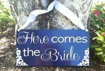 Wedding Ideas / by Kristen Jones