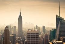 New York City / by PinterestEK