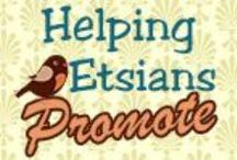 Helping Etsians Promote / An Etsy Seller Helping Other Esty Sellers Promote!  To pin to this board, please follow us at www.pinterest.com/santeencreation and contact us through our Etsy page: www.etsy.com/shop/santeencreations  Feel free to post both your own wonderful items and great Etsy finds too!  Please limit pins to 25 per day.  Thanks!  ** LIKE US on facebook!  We are helping promote your items!  Share with your friends!  http://www.facebook.com/HelpingEtsiansPromote ** / by Santeen Creations