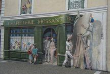 Murals / by mercedes henson