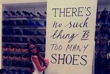 Shoe-icide: OoOoh, kill 'em! / I absolutely love shoes... and shopping... and shoe shopping!  / by Ms. Brandis