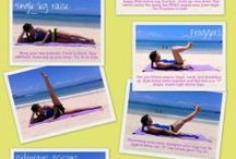 Fitness / Finding the best workouts for you . Keeping in fun will keep you on track. / by Rhonda Sellsted