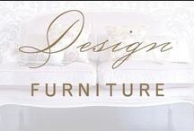 design: furniture / by Christina @ Christina Leigh Events