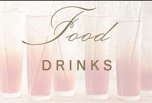 food: drinks / by Christina @ Christina Leigh Events