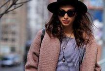 Ladies fashion style A/W / Autumn/Winter / by Jigen 1