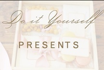 diy: presents / creative, diy and fun presents for all occasions / by Christina @ Christina Leigh Events