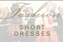 fashion: short dresses / by Christina @ Christina Leigh Events