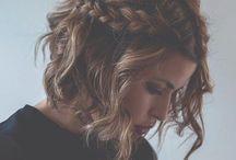 hairstyles and nails / by Tasha Nicole
