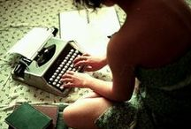 write.... / by Sarah Erwin