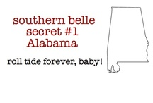 All things BAMA. . .RTR!!  / by Missy Jones
