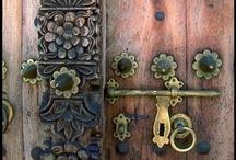 Door to my <3 / by Robin Roberts