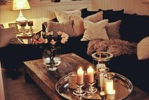 living rooms & bathrooms / by Tasha Nicole