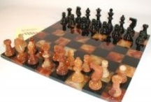 Collecting Chess Sets / by Todd and Heather