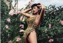 Bettie Page / by Lone Star Pin-up