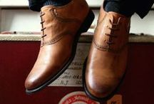 Threadz & Style - Shoes / Can't forget to make sure your feet look good too / by Mr. X