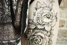 Inked& pierced / by Kateri King