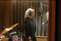 In the Studio   / by Carole King