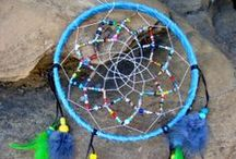 Dream Catchers / Handmade Dream Catchers   See more here: http://www.etsy.com/shop/ApachesWife / by Apache's Wife