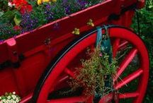 garden ideas / by Creative Stained Glass Designs