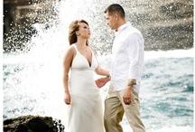 Beach Wedding / by A Forever After Wedding Rev. Patricia Borsum