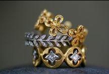 fine art jewelery  / fine jewelry  / by elizabeth midwikis