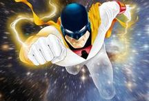 ~ SPACE GHOST ~ / by Don Schmidt