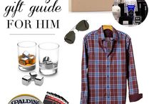 Gifts For Guys / by Lindsay