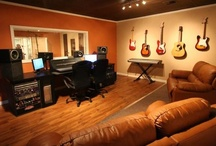 Home Recording Studios / by Twinkle Time