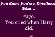 You know your a Directoner when... / by One Direction
