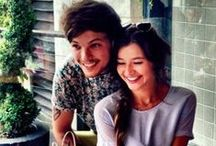 Elounor <3 / The Most Perfect Couple Ever <3  / by One Direction
