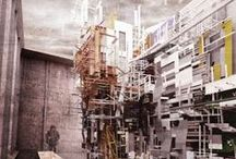 Architecture / Drawings and Visualizations / by Denis Turanovic