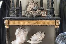 Interiors / by Joy Hess