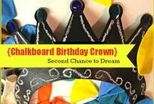 Birthday Ideas / by Barb Camp -Second Chance to Dream