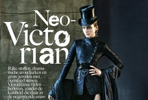 F&L ~ Neo-Victorian / Fashion & Lifestyle: Dark nostalgia and new vintage stylings... / by Heather Jean Skalwold