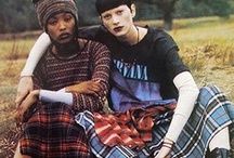 F&L ~ New Millenium Grunge / Fashion & Lifestyle: Because the 90's were awesome. / by Heather Jean Skalwold