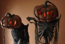 Holiday ~ Halloween / My favorite holiday, of course. / by Heather Jean Skalwold