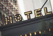 Hotel design / by Ranko S