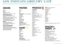 FODMAPs Info / by Kerith Schaefer