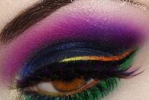 Makeup and nail art / Makeup application tips and unique nail designs / by Wayna Brunskill Estrada