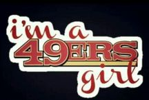 Love The 49ers❤ / 49ers / by Terri Young